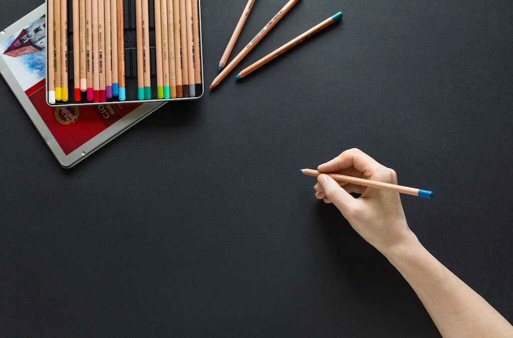 Steve Fisackerly – Discover the joys of drawing, 4 exercises to improve your skills