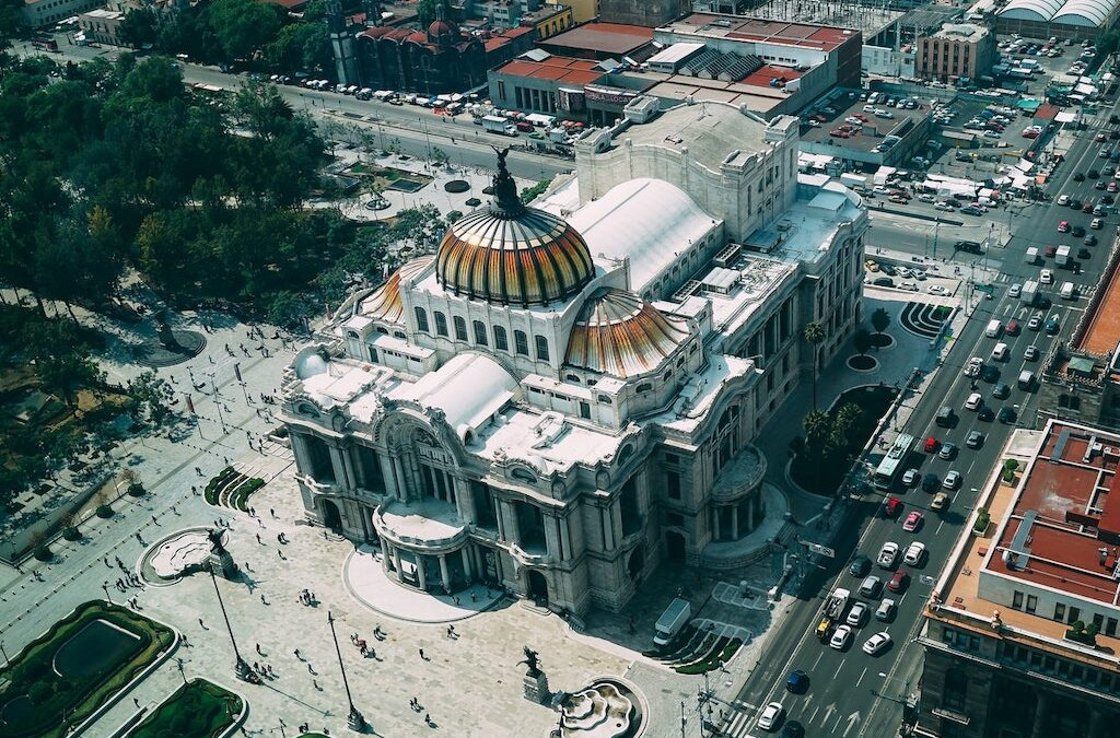 Rose Burillo – Easy Ways to Get Around Mexico City