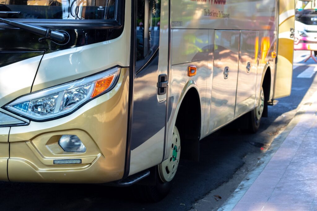 Average Charter Bus Rates, Why They Are Falling